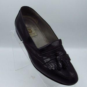 Bruno Magli Shoes Size 8 M Loafers Kiltie Tassel